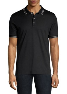 Ferragamo Basic Cotton Polo
