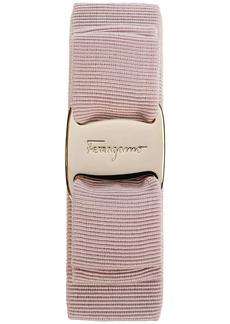 Ferragamo branded hair clip