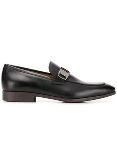 Ferragamo buckle loafers