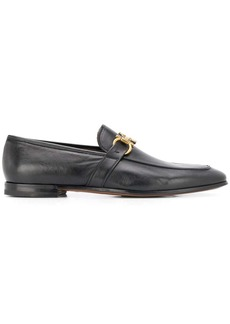 Ferragamo buckle loafers