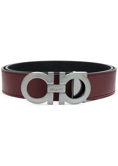 Ferragamo buckled belt