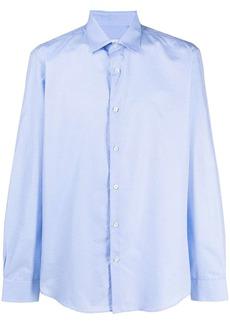 Ferragamo button-front shirt