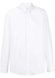 Ferragamo buttoned collar shirt