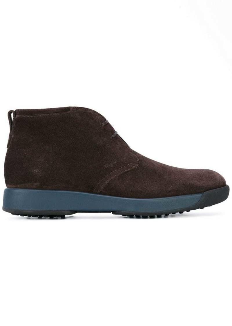 Ferragamo chukka boots