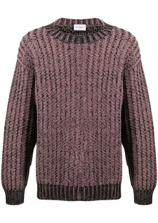 Ferragamo chunky knit jumper