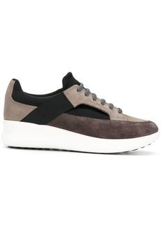 Ferragamo chunky sole paneled sneakers