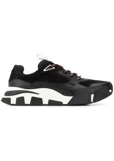 Ferragamo chunky sole sneakers