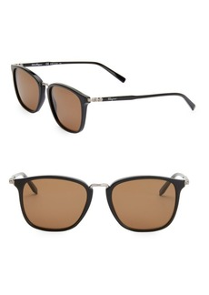 Ferragamo Classic 54MM Square Sunglasses