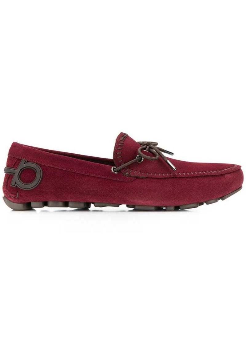 Ferragamo classic boat loafers