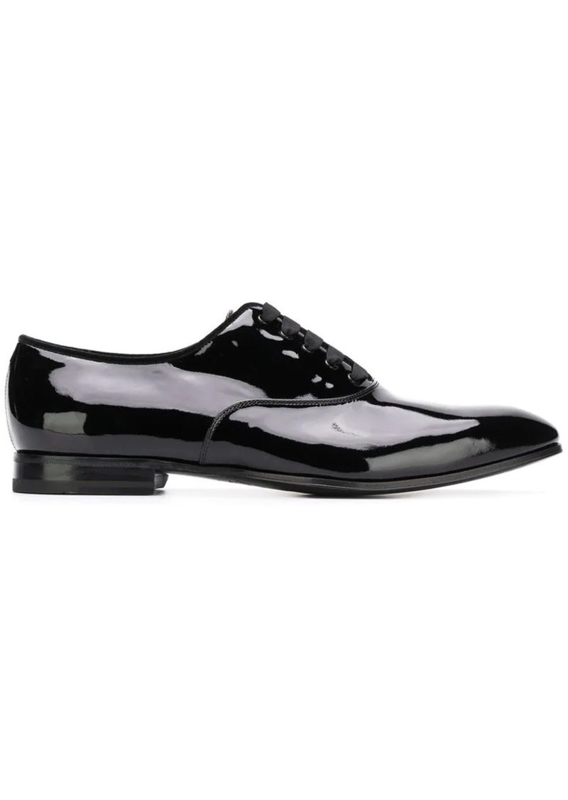 Ferragamo classic oxford shoes