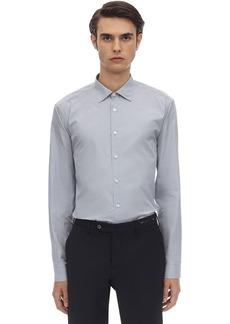 Ferragamo Cotton Poplin Button Down Shirt