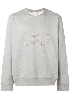 Ferragamo crew neck sweatshirt