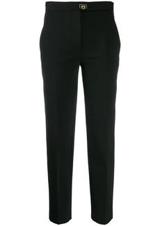 Ferragamo cropped formal trousers