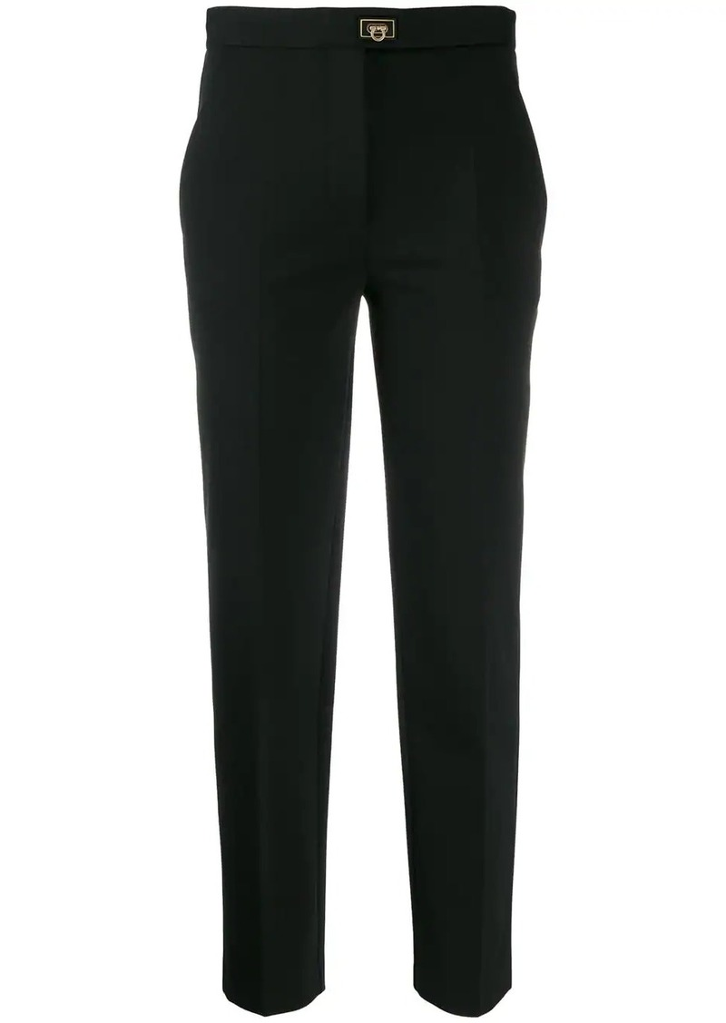 Ferragamo cropped formal trousers