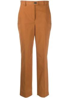 Ferragamo cropped tailored trousers