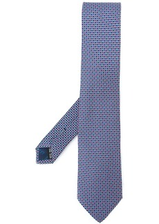 Ferragamo designer stylised tie