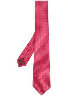 Ferragamo dotted pattern tie