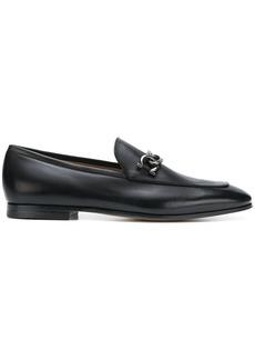 Ferragamo Double Gancini bit loafers