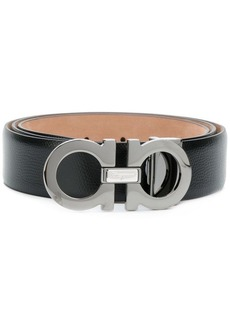 Ferragamo double Gancini buckle belt