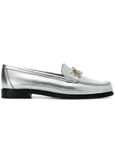 Ferragamo Double Gancini loafers