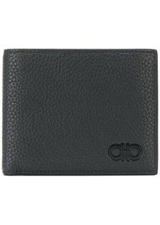 Ferragamo double gancini wallet