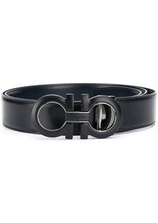 Ferragamo double Gancino belt