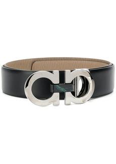 Ferragamo double Gancino belt