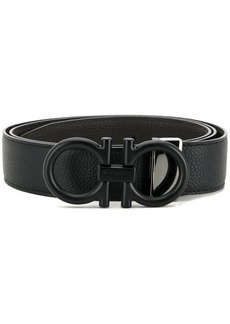 Ferragamo double Gancio belt