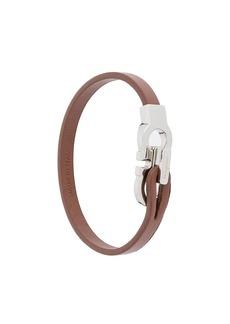 Ferragamo double Gancio bracelet