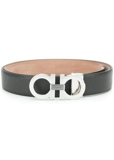 Ferragamo double Gancio buckle belt