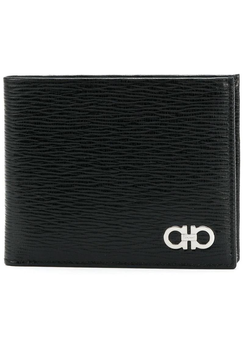 Ferragamo double Gancio foldover wallet