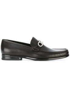 Ferragamo double Gancio loafers