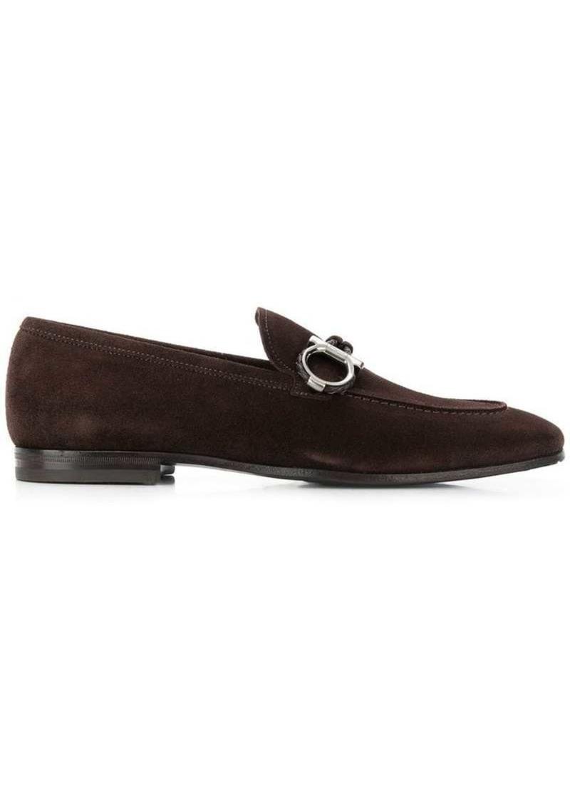 Ferragamo Double Gancio loafers