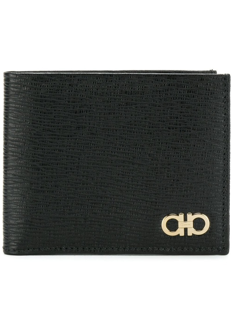 Ferragamo double gancio wallet