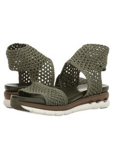 Ferragamo Elastic Platform Sandal