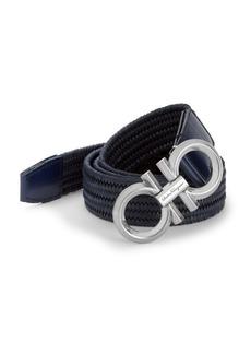 Ferragamo Elasticized Strap Belt