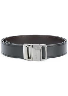 Ferragamo embossed buckle belt