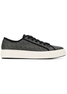 Ferragamo embossed sneakers