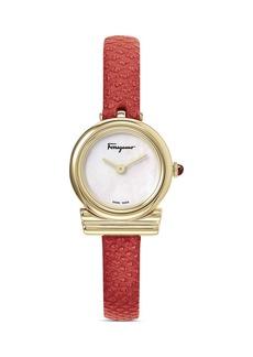 Ferragamo Gancini Slim Watch, 22mm