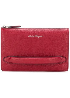 Ferragamo Firenze clutch bag