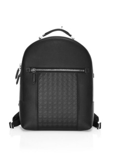 Ferragamo Firenze Gamma Leather Backpack