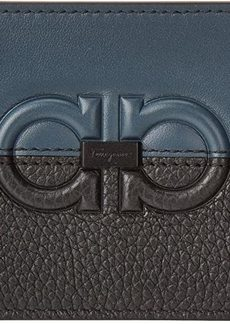 Ferragamo Firenze Logo Bifold Wallet - 66A569