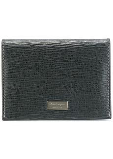 Ferragamo flap wallet