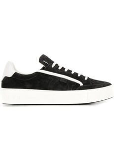 Ferragamo flat low top trainers