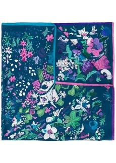 Ferragamo floral pattern scarf
