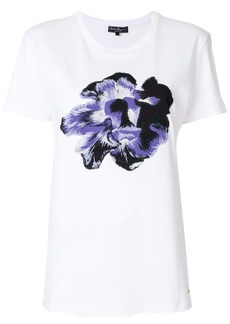 Ferragamo flower print T-shirt