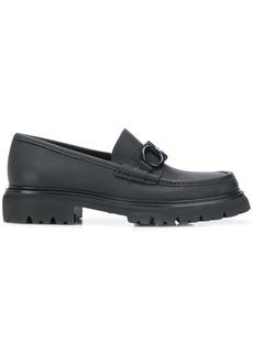 Ferragamo Gancini bit loafers