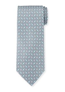 Ferragamo Gancini Box Silk Tie