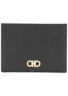 Ferragamo Gancini cardholder wallet
