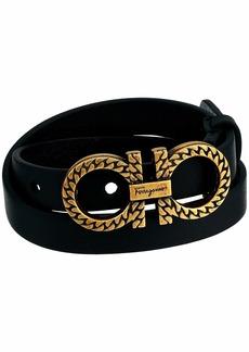 Ferragamo Gancini Chain Bracelet